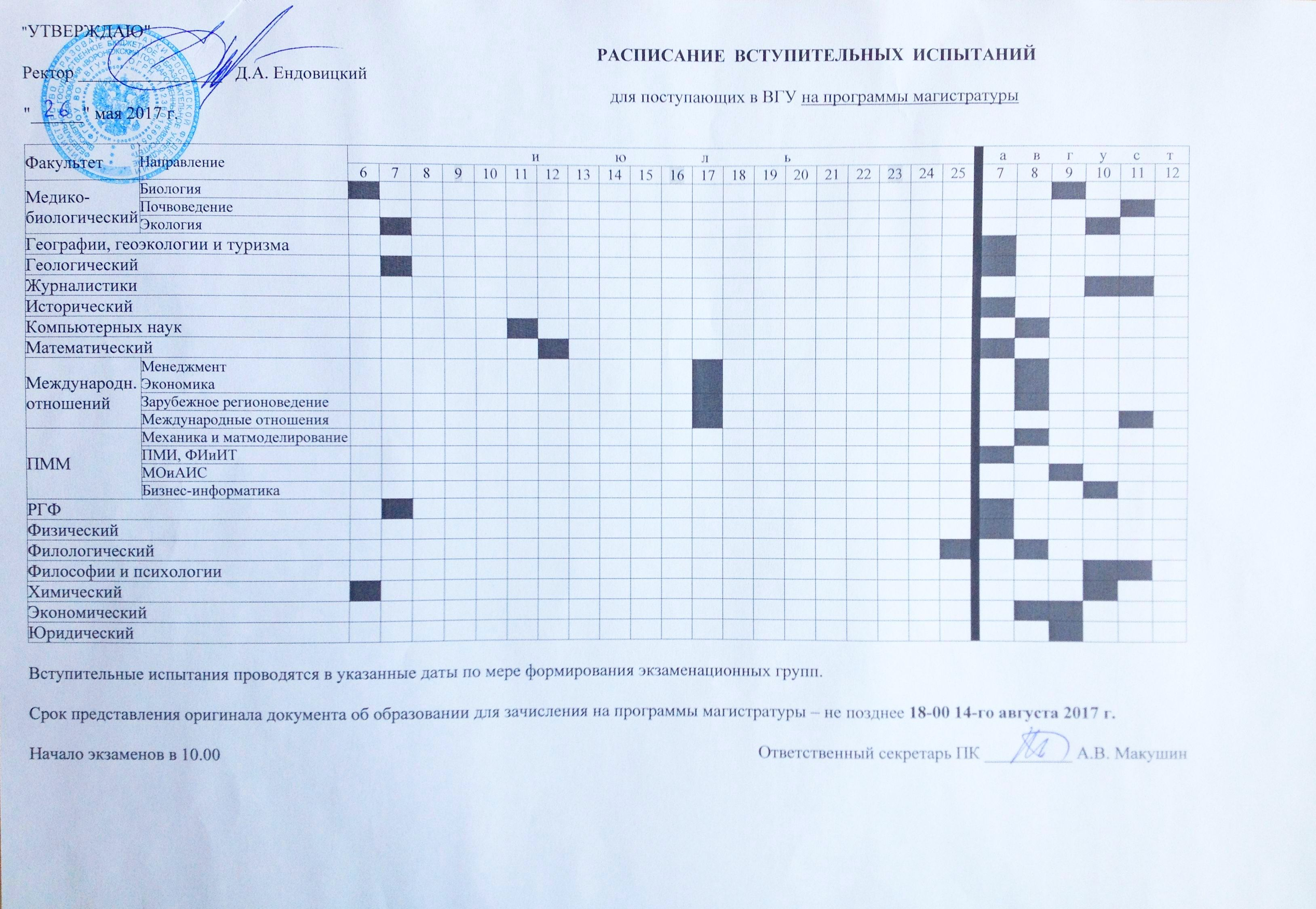 спбгасу расписание вступительных экзаменов